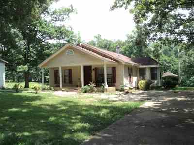 Selmer Single Family Home For Sale: 633 Bud Brooks