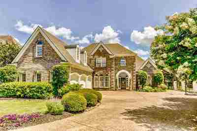 Memphis Single Family Home For Sale: 3510 Windgarden
