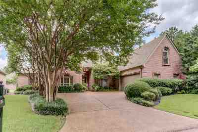 Memphis Single Family Home For Sale: 3193 Cheval