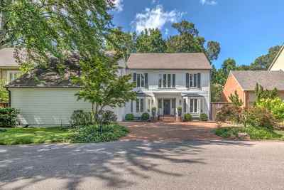Memphis Single Family Home For Sale: 4370 W Cherry Place