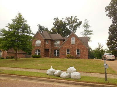 Bartlett Single Family Home For Sale: 4903 Rabbit Chase