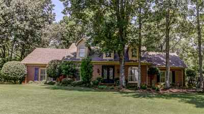 Bartlett Single Family Home Contingent: 9122 Anderton Springs