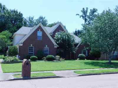 Bartlett Single Family Home For Sale: 3940 Tonya Marie