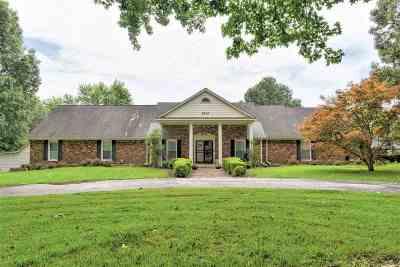 Bartlett Single Family Home For Sale: 8461 Craven