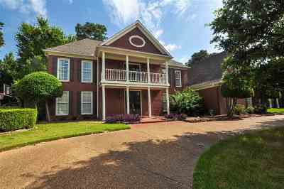 Collierville Single Family Home For Sale: 1752 Napier Woods
