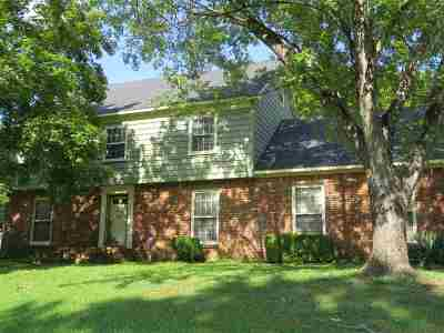 Collierville Single Family Home For Sale: 1074 Fredericksburg