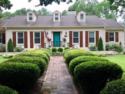 Memphis Single Family Home Contingent: 5389 Southwood