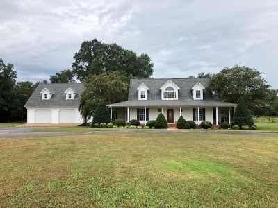 Savannah Single Family Home For Sale: 360 Shelton