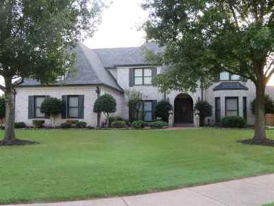 Collierville Single Family Home For Sale: 1819 Elk River