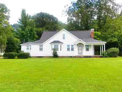 Selmer Single Family Home For Sale: 336 E Poplar