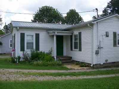 Selmer Single Family Home For Sale: 869 E Poplar