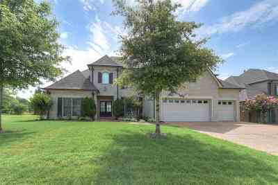Collierville Single Family Home For Sale: 4924 Fox Springs