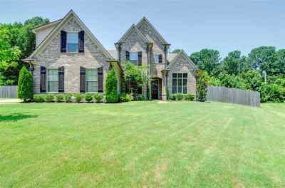 Bartlett Single Family Home Contingent: 4905 Bourne Hollow