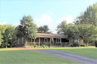 Ripley Single Family Home For Sale: 3231 Arp Central