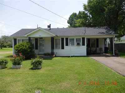 Savannah Single Family Home For Sale: 415 Belmont