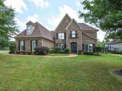 Collierville Single Family Home For Sale: 1780 Mossy Oak