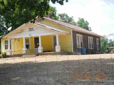 Single Family Home For Sale: 790 McNairy