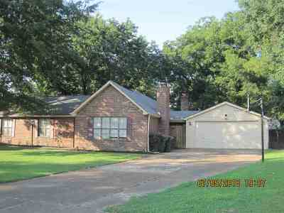 Bartlett Single Family Home For Sale: 6810 Canna Hill