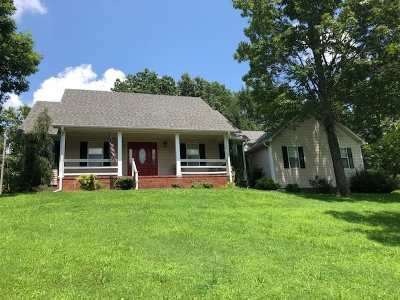 Selmer Single Family Home For Sale: 86 Springwood