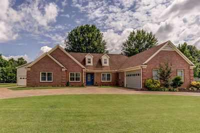 Byhalia Single Family Home Contingent: 96 Cedar Grove