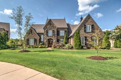 Collierville Single Family Home For Sale: 1346 Brayshore