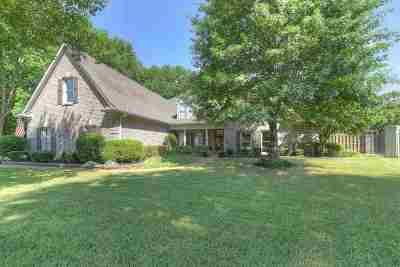 Collierville Single Family Home Contingent: 1701 Dymoke