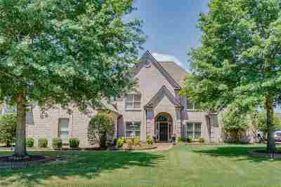 Collierville Single Family Home For Sale: 1797 N Waverton