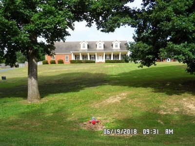 Tipton County Single Family Home For Sale: 271 Meadowland