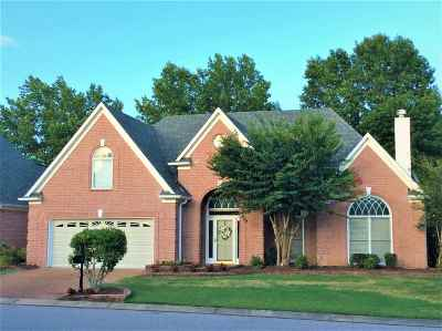 Collierville Single Family Home For Sale: 650 Warwick Oaks