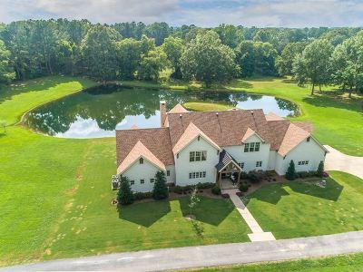 Rossville Single Family Home For Sale: 1355 Hewlett