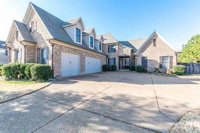 Millington Single Family Home Contingent: 7235 Ryan Hill