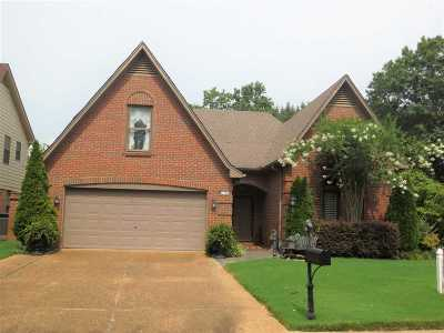 Germantown Single Family Home For Sale: 7788 Hunters Run