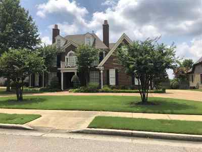Collierville Rental For Rent: 1271 Bridgepointe