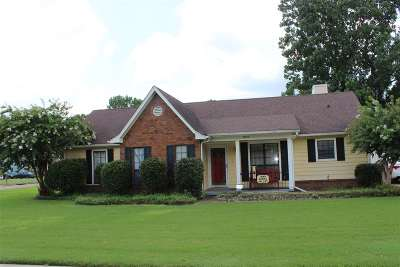 Bartlett Single Family Home Contingent: 3049 Santa Valley