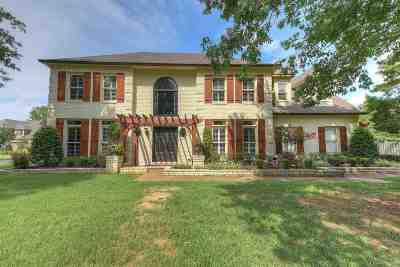 Collierville Single Family Home For Sale: 2235 Gallina