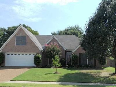 Collierville Rental For Rent: 1386 River Pine