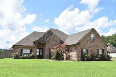Tipton County Single Family Home For Sale: 51 Hattie