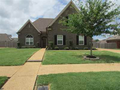 Olive Branch Single Family Home For Sale: 4679 Dublin