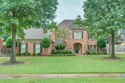 Collierville Single Family Home Contingent: 618 Green Oaks