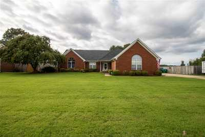 Atoka Single Family Home For Sale: 146 Allie