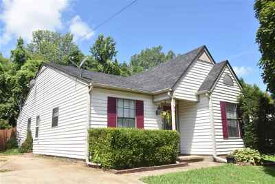 Tipton County Single Family Home For Sale: 89 Bloomfield