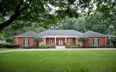 Memphis Single Family Home For Sale: 2337 Kirby