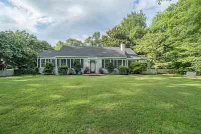 Memphis Single Family Home For Sale: 4710 Princeton