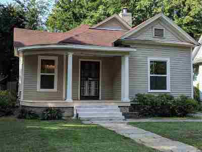 Memphis Single Family Home For Sale: 2089 Jefferson