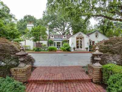 Memphis Single Family Home For Sale: 4275 Belle Meade