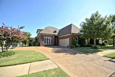 Collierville TN Single Family Home Contingent: $349,900