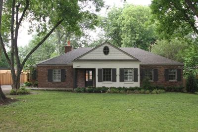 Memphis Single Family Home For Sale: 4880 Normandy
