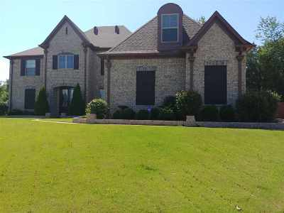 Collierville Single Family Home For Sale: 175 Amber Waves