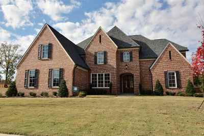 Collierville Single Family Home For Sale: 1503 Preakness Run