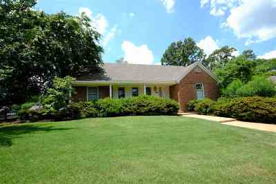 Memphis Single Family Home For Sale: 721 Eaton